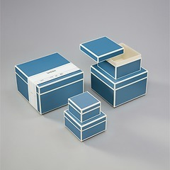 Set of 5 Gift Boxes