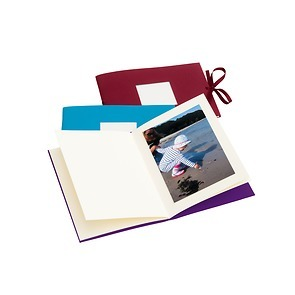 Landscape Format Photo Booklet
