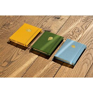Plant Trees Notebook Pocket A6