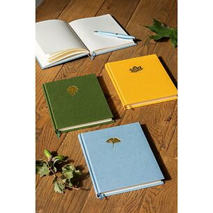 Plant Trees Notebook Classic A5