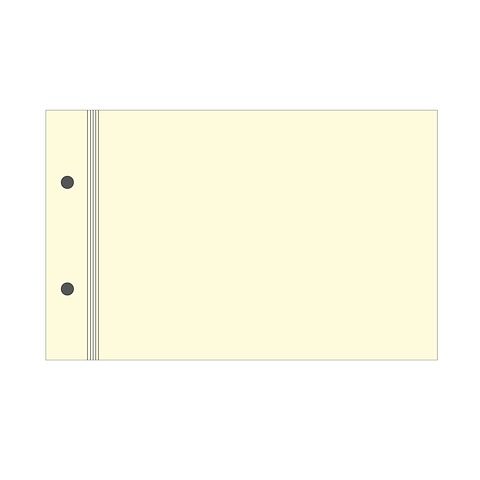 Photo Mounting Board for Digital & Classic Album, cream