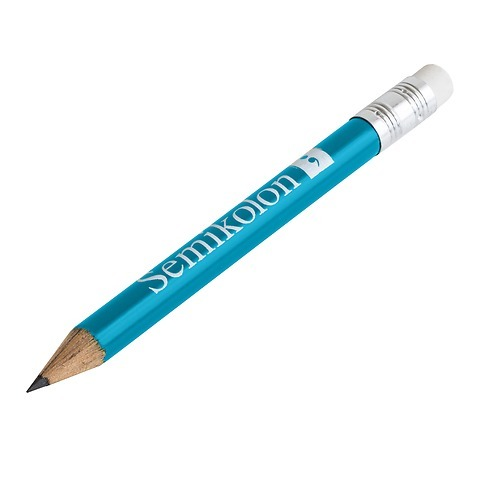 Pencil small, turquoise