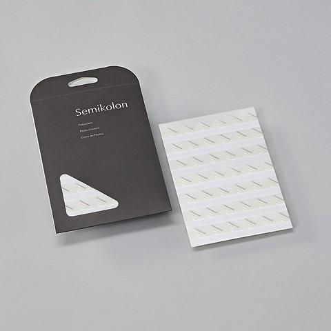 Photo Corners, 252 pieces, chamois
