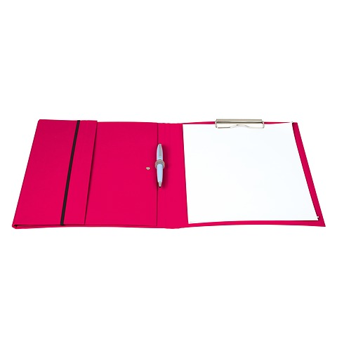 Clipfolder (A4) with metal clip
