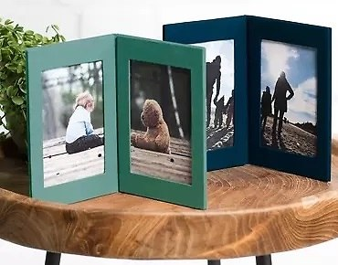 Doppio Photo Frame